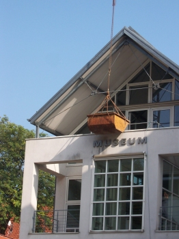 Kunstmuseums-Anbau soll wie geplant fertig werden