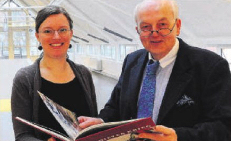 Inga Janßen neue Volontärin im Kunstmuseum Celle