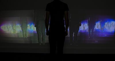 David Camargo, LuxFero, 2016, interaktive Videoinstallation, Foto@David Camargo_2