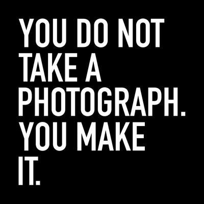 Alfredo Jaar_You do not take a photograph you make it_Courtesy Galerie Thomas Schulte