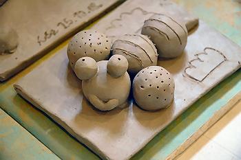 Keramikwerkstatt für Kinder