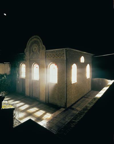 Refraction House, 1994, Synagoge Stommeln