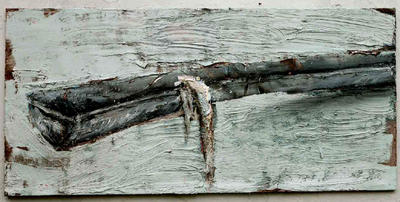Dieter Krieg (1937 - 2005) ohne Titel, 1991 Öl, Acryl auf Leinwand