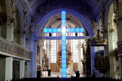 Christoph Hildebrand Kreuz Stadtkirche_mittel