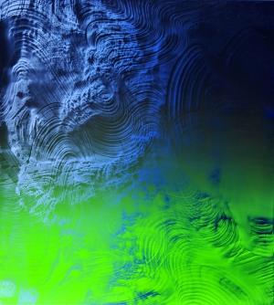 Martijn Schuppers, # 0618, 2006, 100 x 90,