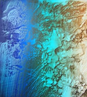 Martijn Schuppers, # 0908, 2009, 200 x 180,