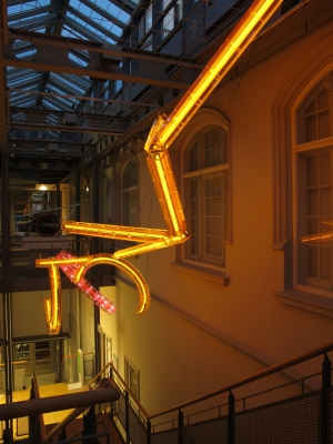 Susanne Rottenbacher, lichtaufwärts lightupwards, 2013
