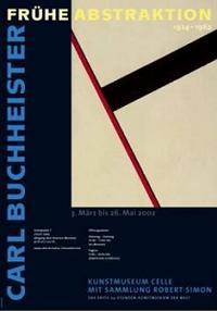 Plakat Carl Buchheister