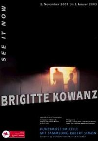 Plakat Brigitte Kowanz see it now