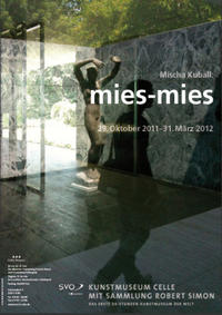 Plakat  Mischa Kuball: