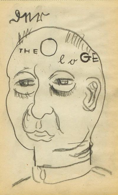 GRETHE JÜRGENS - 20er Jahre Arbeiten auf Papier