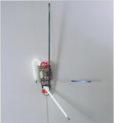 KLAUS GELDMACHER. Feuerhand - 1990