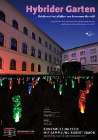 Plakat Francesco Mariotti Hybrider Garten