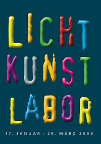 Lichtkunstlabor für Kinder 2009