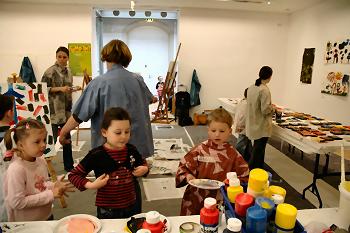 Gestern Beuys, heute ich!