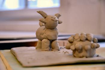 »TONino« Keramikwerkstatt für Kinder