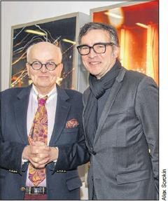 Mischa Kuball erhält Lichtkunstpreis
