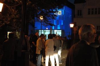 Abend der Eröffnung