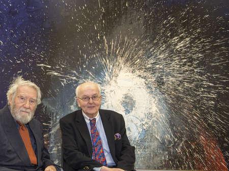 Deutscher Lichtkunstpreis: Visionär Piene in Celle geehrt