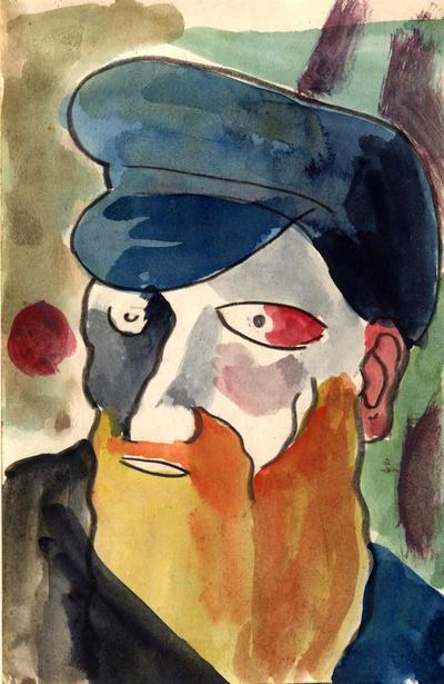 Grethe Jürgens (1899-1981) Arbeiten auf Papier (20er-Jahre)