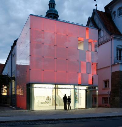 Kunstmuseum bei Nacht_Foto@Peter Gauditz