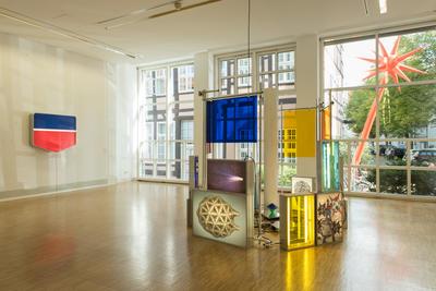 Erdgeschoss Kunstmuseum_Pflumm_Schulz_Foto@Thomas Langreder