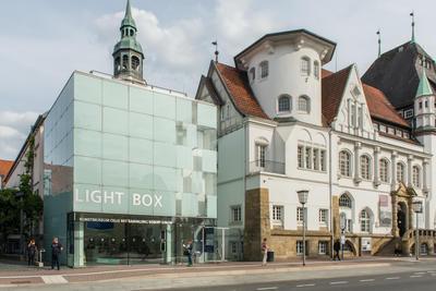 Kunstmuseum von außen_Foto@Thomas Langreder