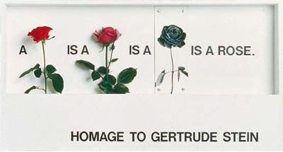 Homage to Gertrude Stein
