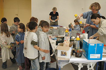 Offenes Atelier 8.-12.4.2008