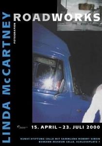 Plakat Linda McCartney: Roadworks