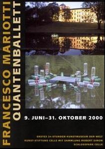 Plakat Francesco Mariotti: Quantenballett