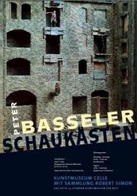 Plakat PETER BASSELER - SCHAUKÄSTEN