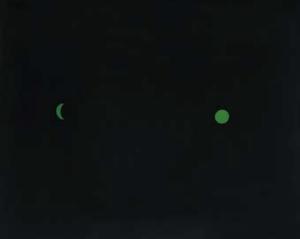Timm Ulrichs Die 4 Mondphasen