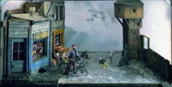 Betr. Radfahrer: Bildung seiner Legende, 1988