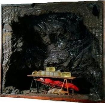 Peter Basseler Eishöhle, 1982