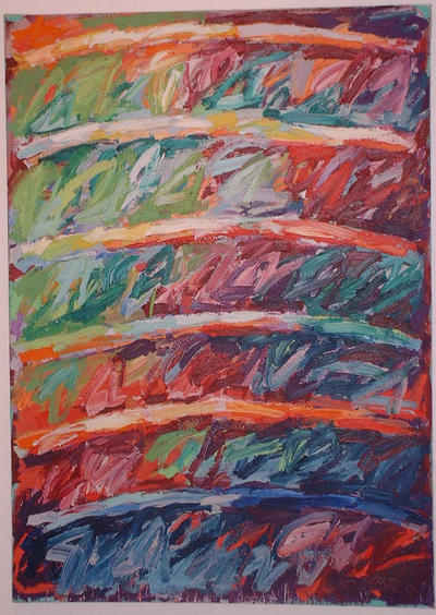 Giso Westing - Die Kraft der Farbe