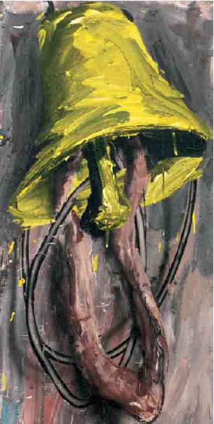 Dieter Krieg ohne Titel, 1981