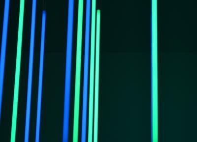 Waltraut Cooper, »LichtKunst« (2012)