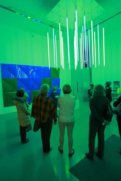 Waltraut Cooper - Ausstellungsansicht.