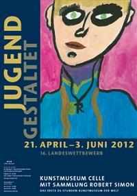 Plakat Jugend gestaltet 2012