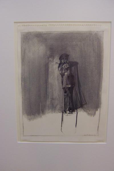 Hinnerk Schrader Zeichnung ohne Titel, 1975 - 1982