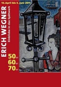 Plakat Erich Wegner