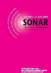 Plakat Sonar