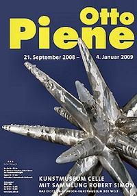Plakat Otto Piene. Verwandlung